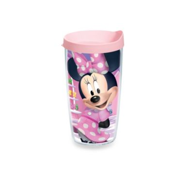 Tervis® Minnie Mouse Bow 16-Ounce Tumbler with Lid