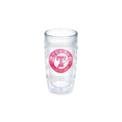 Tervis® MLB Texas Rangers Emblem 10 oz. Wavy Tumbler in Neon Pink