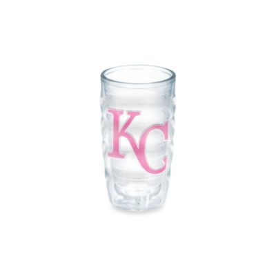 Tervis® MLB Kansas City Royals Emblem 10 oz. Wavy Tumbler in Neon Pink