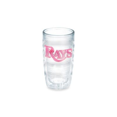Tervis® MLB Chicago Cubs Emblem 10 oz. Wavy Tumbler in Neon Pink