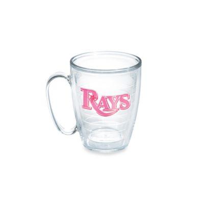 Tervis® MLB Tampa Bay Rays 15 oz. Mug in Neon Pink