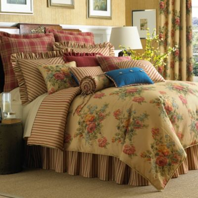 Rose Tree Hamilton European Pillow Sham
