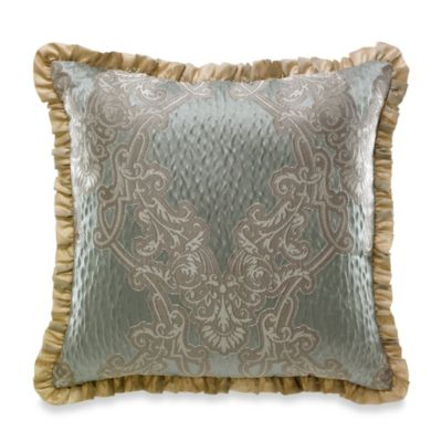 Croscill® Opal 18-Inch Square Toss Pillow