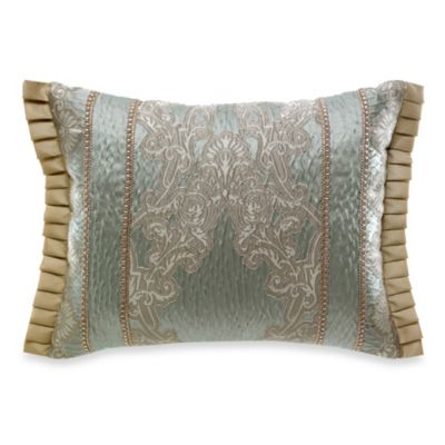Croscill® Opal Boudoir Pillow