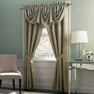 Croscill® Opal Window Valance
