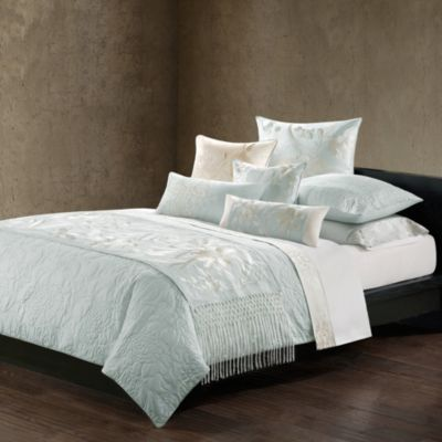 Natori Mantones de Manila Quilted Queen Pillow Sham