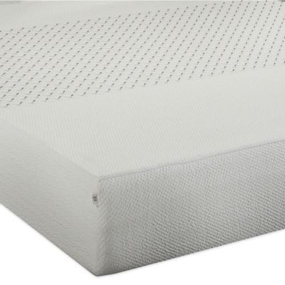 BIOS™ 10-Inch Back Support Memory Foam Twin Mattress in a Box