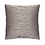 Kenneth Cole Reaction® Home Shadow Floral Spider Metallic Toss Pillow