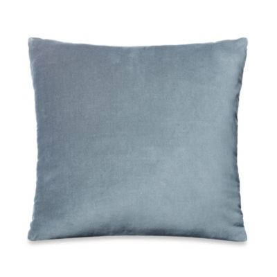Kenneth Cole Reaction® Home Shadow Floral Velvet Square Toss Pillow