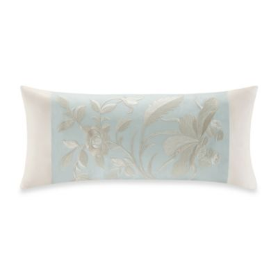 Natori Mantones de Manila 10-Inch x 22-Inch Oblong Throw Pillow