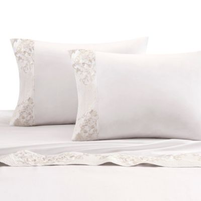 Natori Mantones de Manila Queen Fitted Sheet