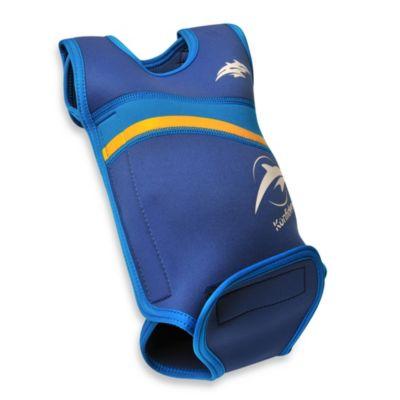 Konfidence Babywarma™ Size 6-12 Months Neoprene Swimsuit in Nautical Blue