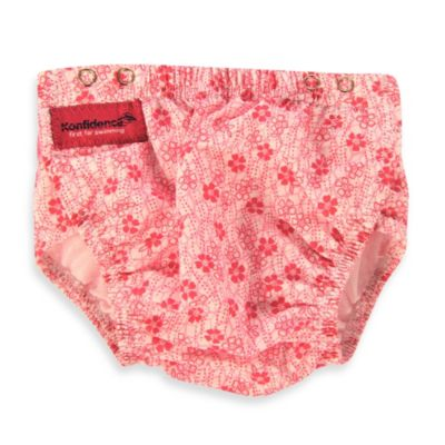 One Size Aquanappy Swim Diaper in Pink