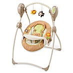 The Summer Infant® Swingin Safari Sweet Sleep Musical Swing