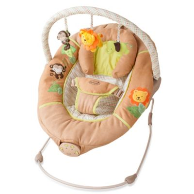 Activity > Summer Infant® Swingin Safari Sweet Comfort Bouncer