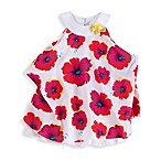 Petit Lem Sportswear Toddler Sleeveless Marmalade Summer Dress in Floral