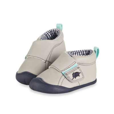 Carter's® Every Step Andy Size 2 Stage 1 Shoes in Light Grey