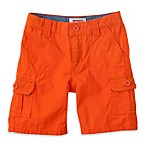 Levi's® Boy's Cadet Cargo Short in Orange