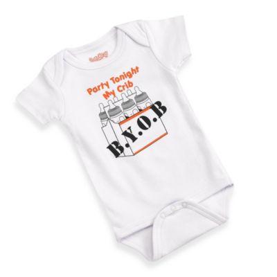 Sara Kety® BYOB Size 6-12 Months Bodysuit