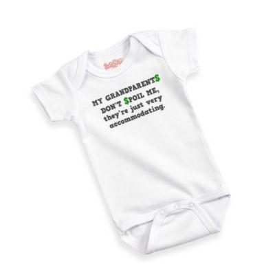 Sara Kety® My Grandparents Size 0-6 Months Bodysuit