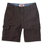 Levi's® Boy's Cadet Cargo Short in Graphite Grey