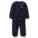 Carter's® Sailboats 1-Piece Coverall in Navy