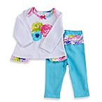 Absorba Jardin Playette Pant Set