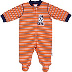 Lamaze® Sleep 'n Play Sport Stripe 1-Piece Footie