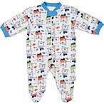 Lamaze® Sleep 'n Play Bear Print 1-Piece Footie