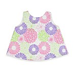 Ruffly Rumps by RuffleButts™ Multi Floral Swing Tank Top