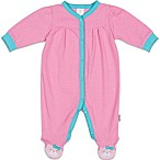 Lamaze® Sleep 'n Play Cat Pink Dot 1-Piece Footie