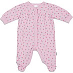 Lamaze® Sleep 'n Play Ruffle Ditzy Print 1-Piece Footie
