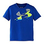 Under Armour® Big Logo Splat Tee