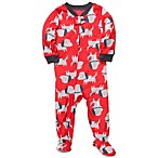 Carter's® Dog PJs in Red