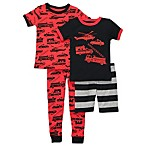 Carter's® Red Emergency Squad 4-Piece PJs