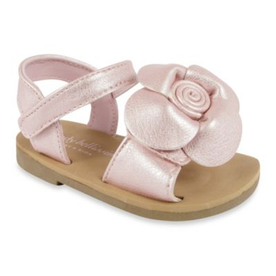 Wendy Bellissimo™ Jilly First Step Sandal in Pink
