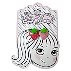 Elly & Emmy® Pink Strawberry Barrette
