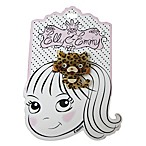 Elly & Emmy® Leopard Kitty Barrette
