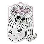Elly & Emmy® Black and White Spot Puppy Barrette