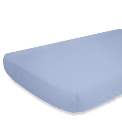 Nurture Imagination™ Mix & Match Fitted Crib Sheet in Blue