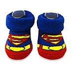 Rising Star Bootist 2-Pack Superman Bootie Set