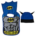 Batman Bib and Hat Set