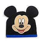 Rising Star Children's Mickey Mouse Hat in Black