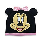 Rising Star Children's Minnie Mouse Hat in Pink/Black