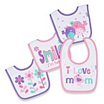 Lamaze® Baby Bird 4-Pack Terry Bibs