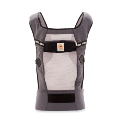 Ergobaby™ Performance Collection Ventus Baby Carrier in Graphite