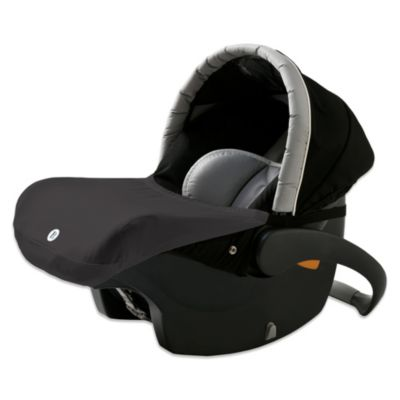 Imagine Baby™ The Shell™ Infant Carrier Footmuff in Grey