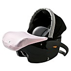 Imagine Baby™ The Shell™ Infant Carrier Footmuff in Pink