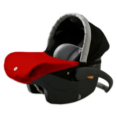 Imagine Baby™ The Shell™ Infant Carrier Footmuff in Red