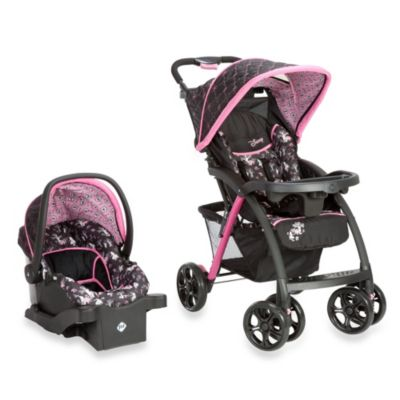 Safety1st® Disney® Saunter Luxe Alice in Wonderland Travel System